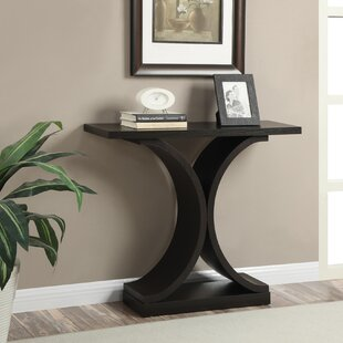 Grovetown Sleek Sophisticated Console Table by Latitude Run