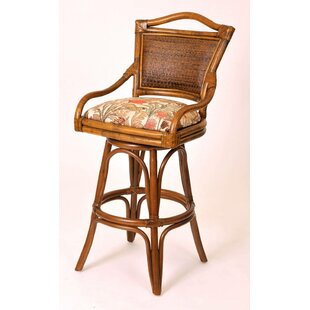 Serengeti 24 Swivel Bar Stool Alexander & Sheridan Inc.