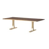 Monkton Combe Dining Table by Brayden Studio®