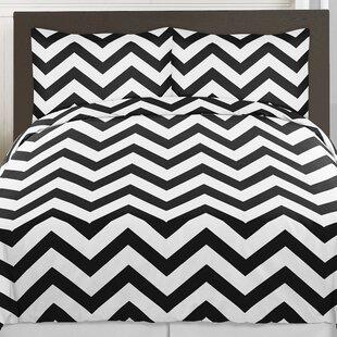 Chevron 3 Piece Comforter Set