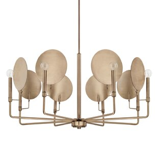 Beauvais 8-Light Candle-Style Chandelier by Everly Quinn