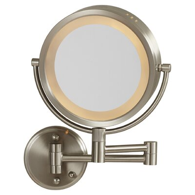 Nickel Round Mirrors You Ll Love In 2019 Wayfair