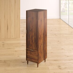 Cutrer 1-Drawer Vertical Filing Cabinet by Mercury Row