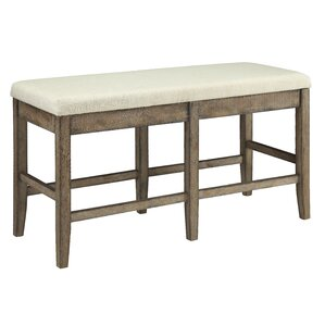 Boutin Rectangular Upholstered Bench by Gracie Oaks