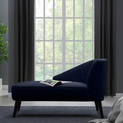 Wrought Studio Brammer Contemporary Chaise Lounge Reviews Wayfair