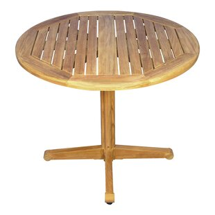 Phoenix Teak Dining Table by Regal Teak Wonderful