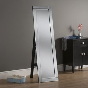 mirror 200cm x 80cm. bevelled dressing full length mirror 200cm x 80cm