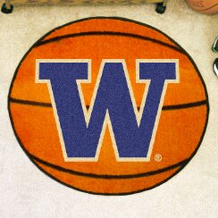 NCAA University of Washington Basketball Mat By FANMATS