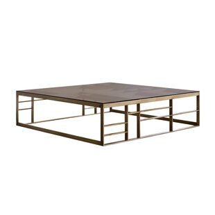 Club Coffee Table by Sunpan Modern