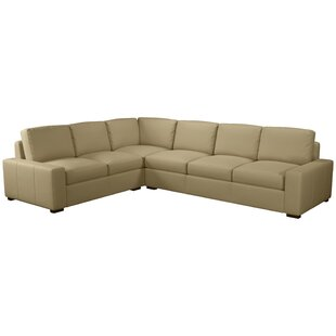 Howard Leather Sectional