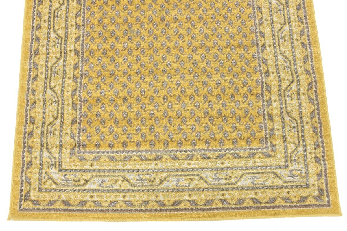toni yellow area rug. winston porter toni yellow area rug  reviews  wayfair