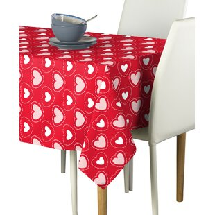 Valentine S Day Tablecloths Table Runners Up To 45 Off Through 02 16 Wayfair