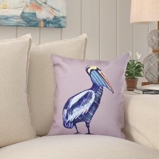 Cedarville Animal Print Outdoor Throw Pillow