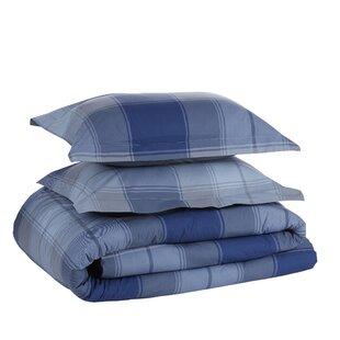 Thread Experiment 100% Cotton Reversible Comforter Set