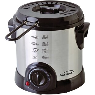 Brentwood Appliances 1 Liter Electric Deep Fryer