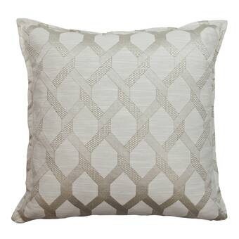 Corrigan Studio Carpio Geometric Decorative Throw Pillow Reviews Wayfair