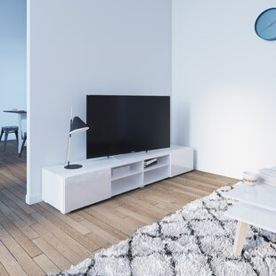 Read Reviews Fairley TV Stand for TVs up to 70 by Ebern Designs Reviews (2019) & Buyer's Guide