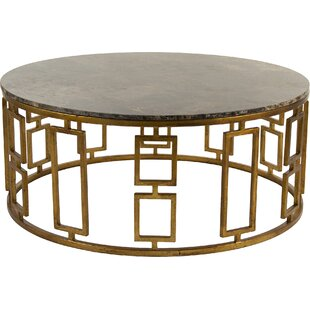 Price Check Adelise Coffee Table by Zentique Reviews (2019) & Buyer's Guide