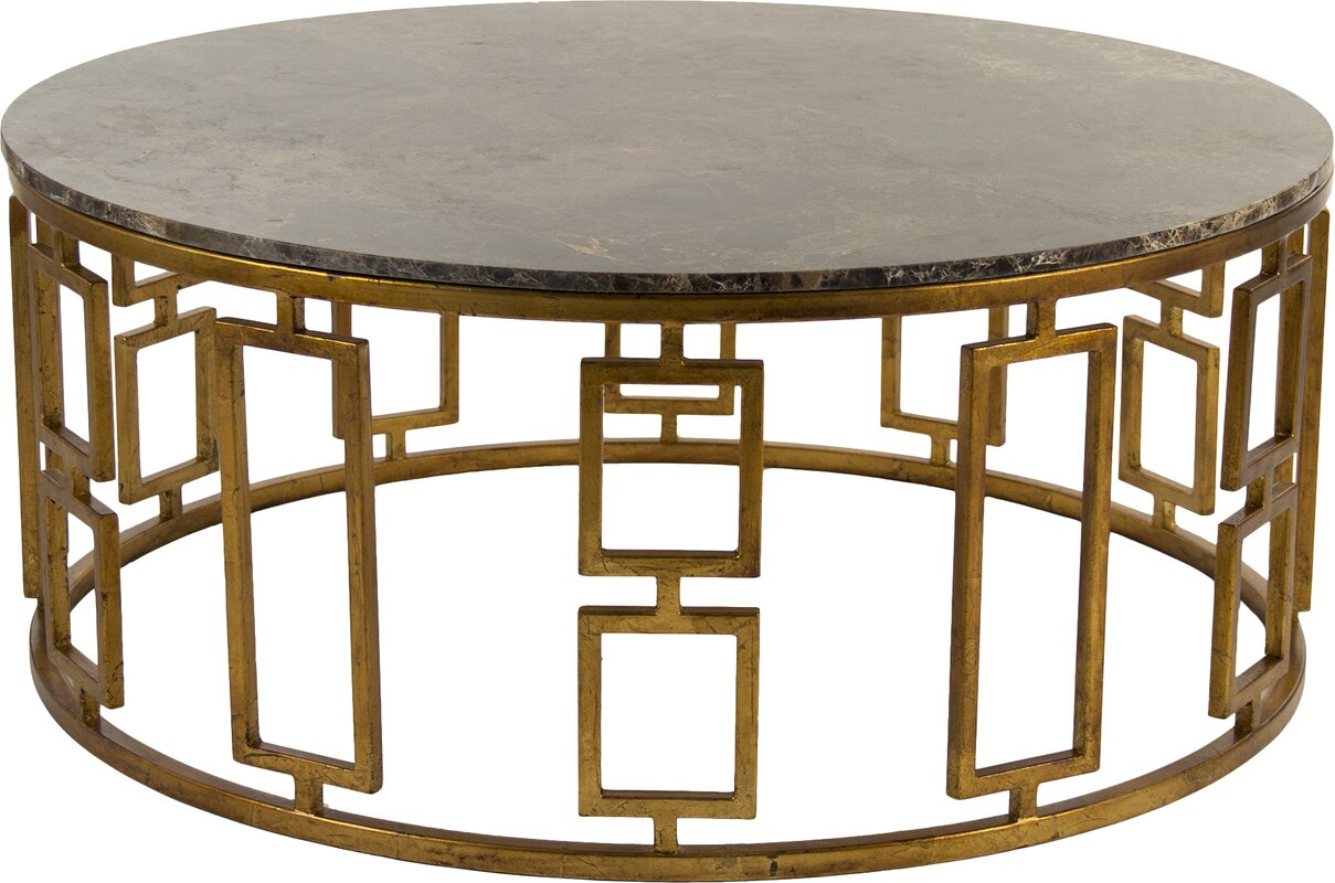 Budget For Adelise Coffee Table By Zentique