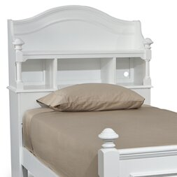 Shop For Madison Bookcase Headboard by LC Kids Reviews (2019) & Buyer's Guide