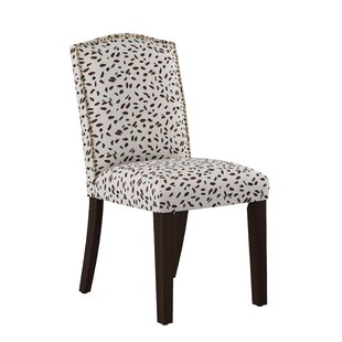 Grays Ferry Nail Button Arched Neo Leo Side Chair Wrought Studio