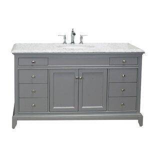 Pineville 60 Single Bathroom Vanity Set By Charlton Home