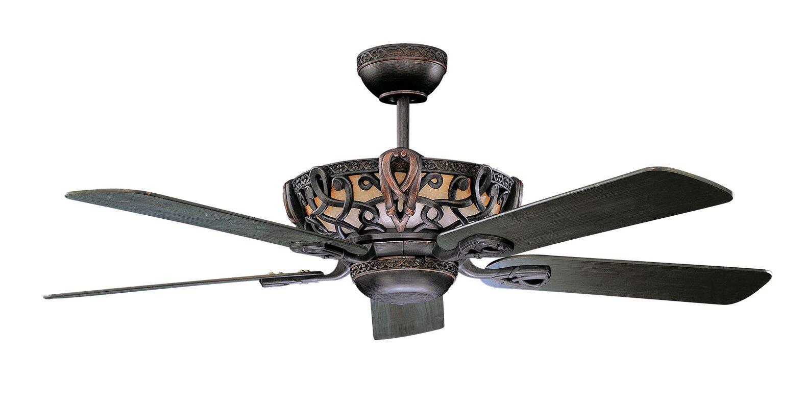 52 Lindsay 5 Blade Ceiling Fan