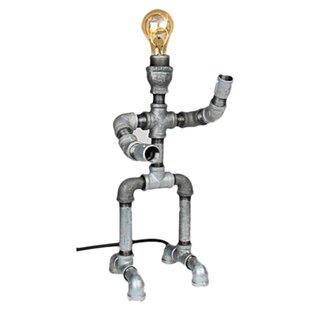 Industrial Evolution Robot 18 Table Lamp