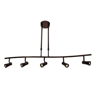 Access Lighting Sleek 5-Light Track Kit