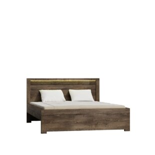 Mariko Bed Frame By Metro Lane
