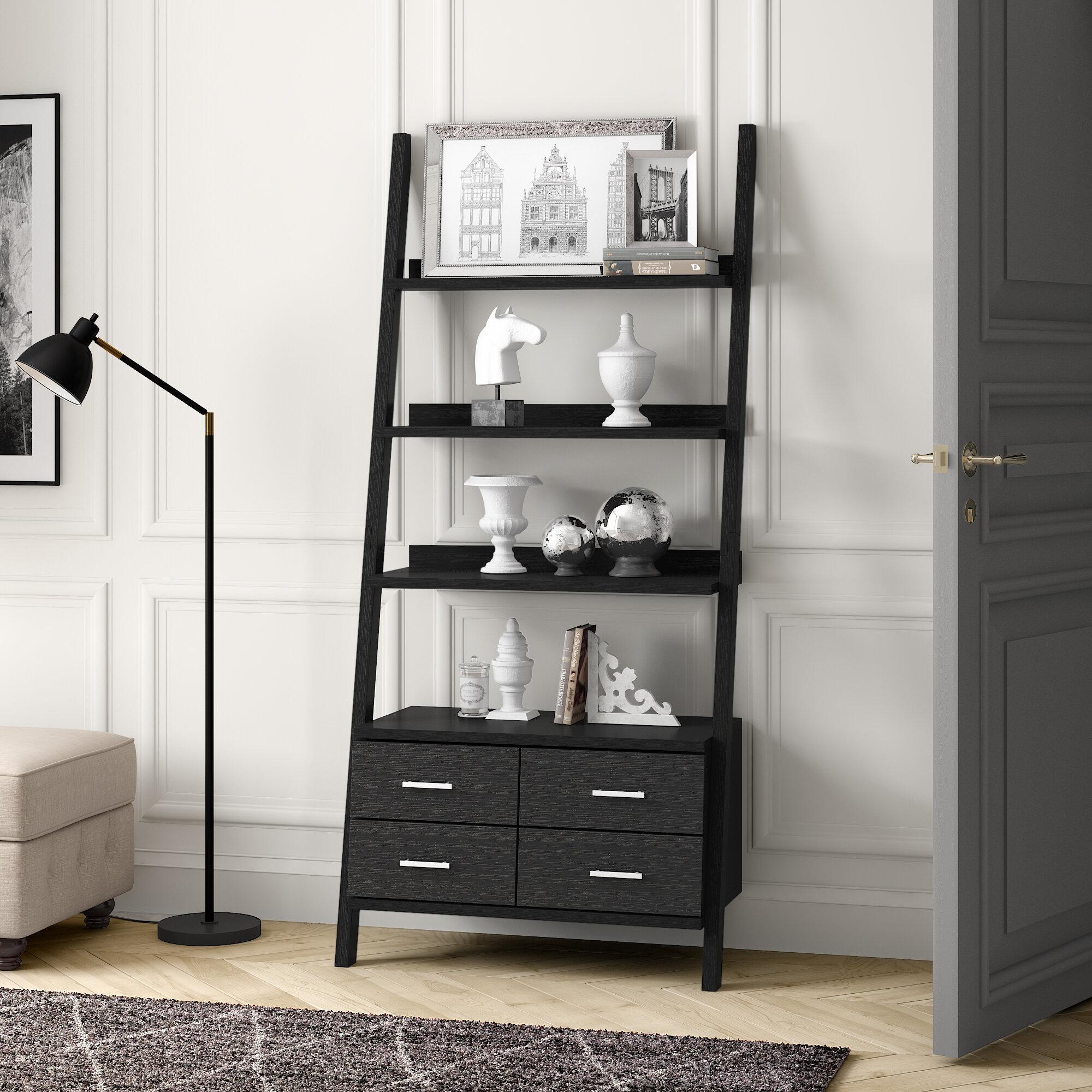 Mccaffery Quirky Ladder Bookcase
