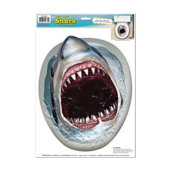 Shark Bathroom Decor Wayfair
