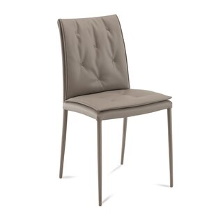 Diva Upholstered Dining Chair (Set of 2) Domitalia