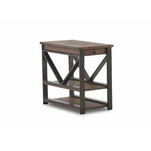 Astra End Table by Gracie Oaks