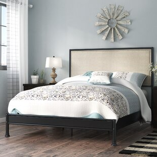 Braswell Queen Upholstered Panel Bed by Laurel Foundry Modern Farmhouse