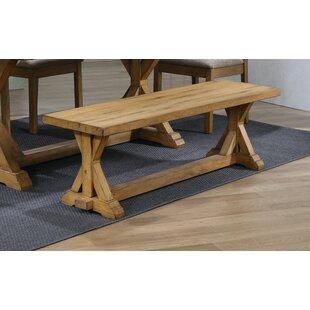 Wissner Bench by Gracie Oaks