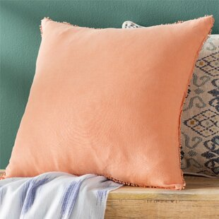 Russ Linen Throw Pillow