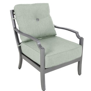 Konevsky Patio Chair with Cushions