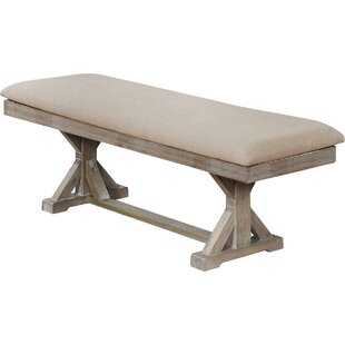 Canora Grey Buford Upholstered Bench