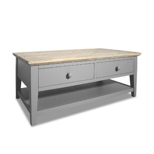 Benedict Coffee Table With Storage By Brambly Cottage