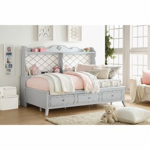 Eivor Twin Day Bed with 3 Drawers by Harriet Bee