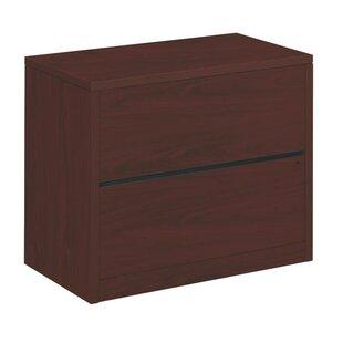 HON 10500 Series 2-Drawer Lateral Filing ..