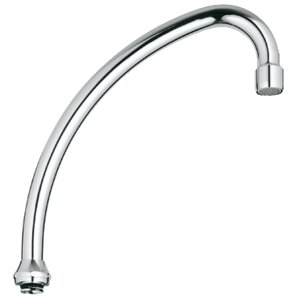 Grohe Classic Single Hole Standard Kitchen Faucet Less Handles