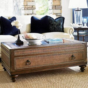 Landara Coffee Table by Tommy Bahama Home