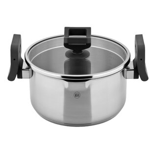 Lift and Pour Stock Pot with Lid