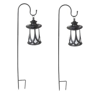 Buy luxury Traditional Solar 1-Light Pathway Light (Set of 2) By Winsome House