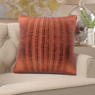 Burlington Elegant Pillow Cover In , Cover by House of Hampton Read Reviews