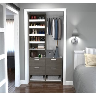 Searching for Wilbur 39 W Closet System By Rebrilliant