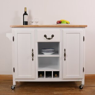 Avelaine Kitchen Cart DarHome Co