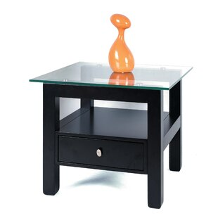 Eley End Table with Storage